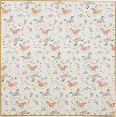 20 Serviettes en papier Poney 33 x 33 cm -2