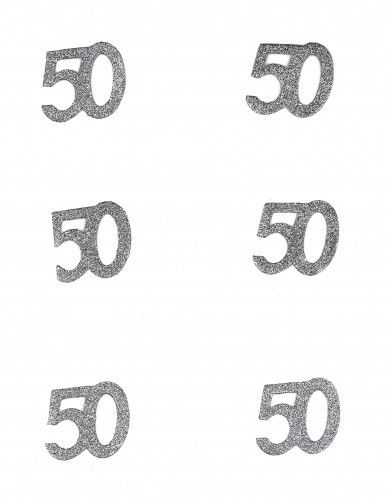 Confetti anniversaire 50 ans