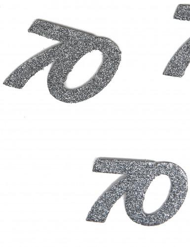 Confetti anniversaire 70 ans-1