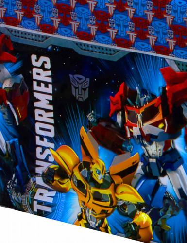 Nappe plastique Transformers™-1