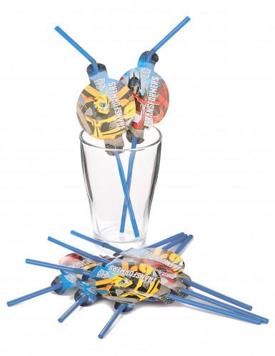 8 Pailles Transformers™-1