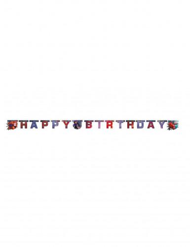 Guirlande Happy Birthday Les Nouveaux Héros™