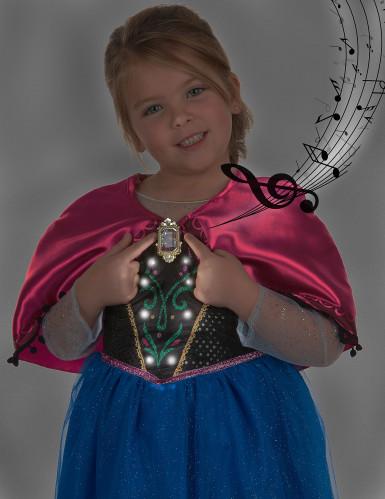 Déguisement sonore Anna Le Reine des Neiges™ Luxe-3