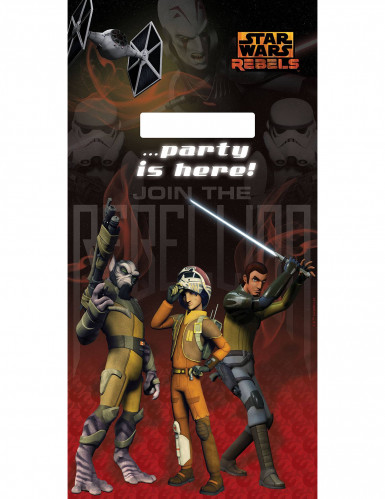 Décoration de porte Star Wars Rebels™
