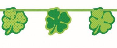 Guirlande trèfles Saint-Patrick
