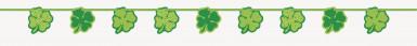 Guirlande trèfles Saint-Patrick-1