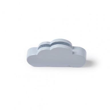 Marque-place nuage bleu 5,5 x 3 cm
