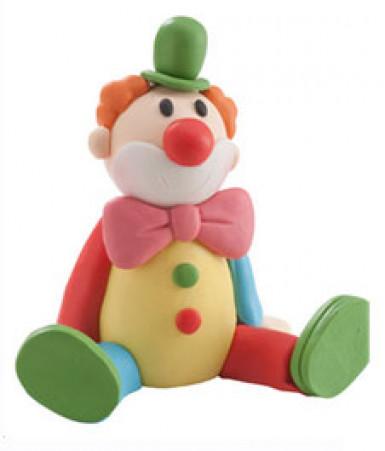 Décoration gâteaux clown aléatoire-1