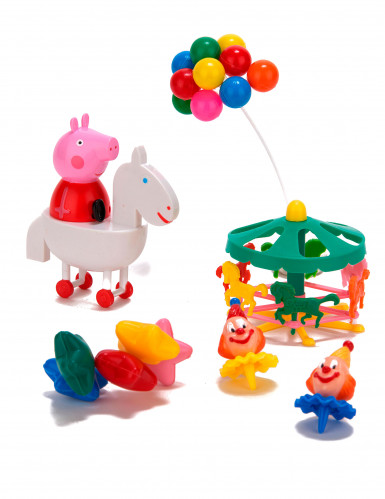 Maxi Pack Anniversaire Peppa Pig™-8