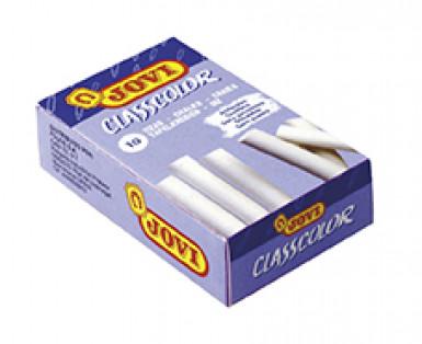 Boîte de 10 craies blanches-1