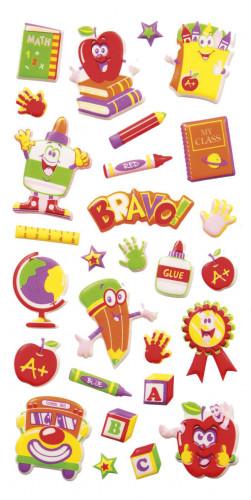 Stickers enfants école