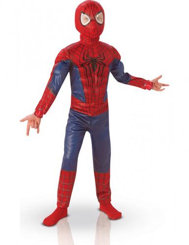 Coffret déguisement Luxe The Amazing Spiderman™ 2 Garçon