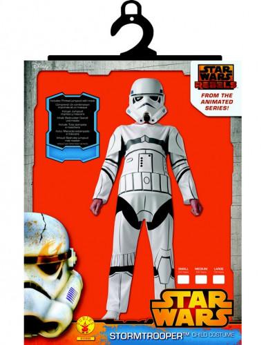 Deguisement classique Stormtrooper Star Wars Rebels™ enfant-1