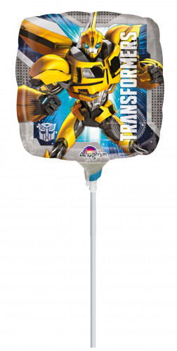 Ballon aluminium 23 cm Transformers ™