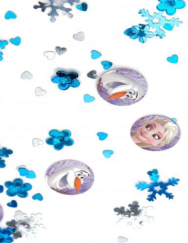 Maxi Pack anniversaire La Reine des Neiges™ bleue-5