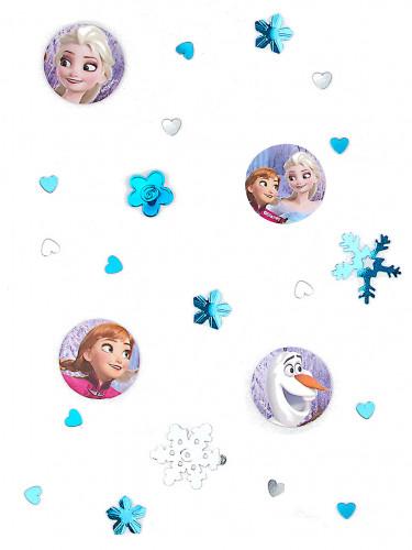 Maxi Pack anniversaire La Reine des Neiges™ bleue-4