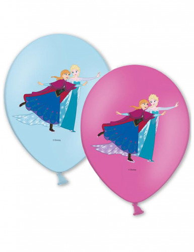 Classic Pack anniversaire La Reine des Neiges™ bleue-3