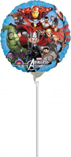Petit ballon en aluminium Avengers™ 23 cm