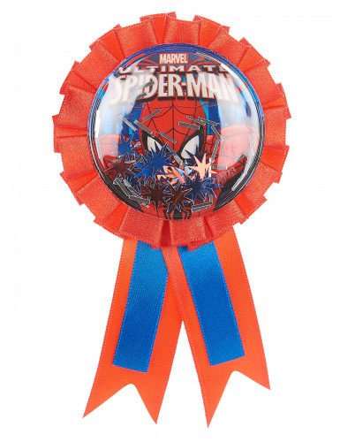 Ruban d'anniversaire Spiderman™