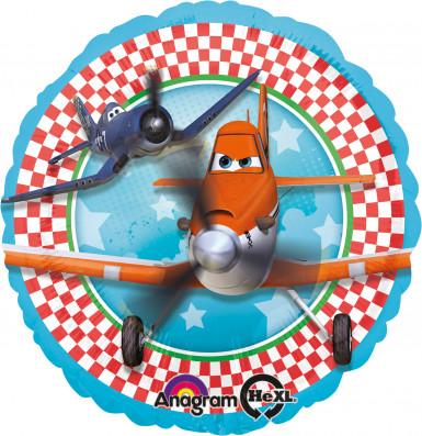 Ballon aluminium Planes ™ 43 cm