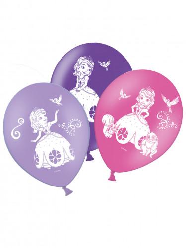 10 Ballons en latex Princesse Sofia™