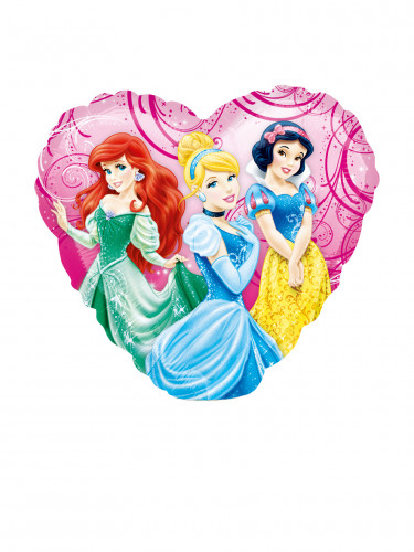 Ballon aluminium Princesses Disney ™ 23 cm