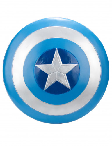 Bouclier adulte Captain America™ 61 cm