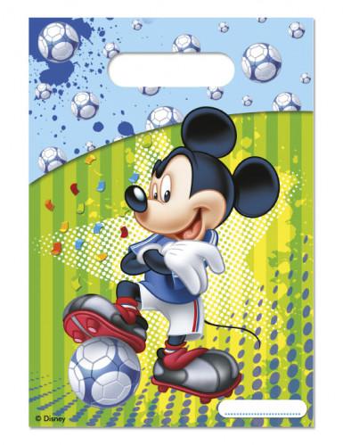 6 Sacs cadeaux Mickey Foot™