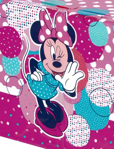 Nappe plastique Minnie™ 120 x 180 cm -1