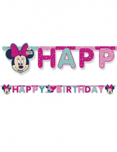 Guirlande Happy Birthday Minnie™