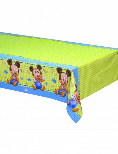 Nappe en plastique Bébé Mickey ™ 120 x 180 cm