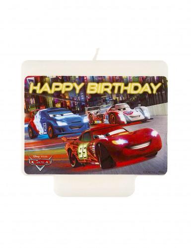 Bougie d'anniversaire Cars™ 9 x 7 cm