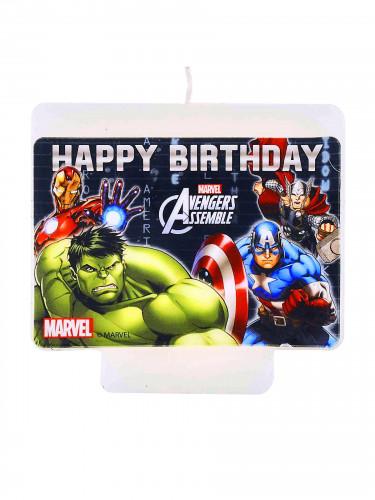 Bougie pour gâteau Avengers™