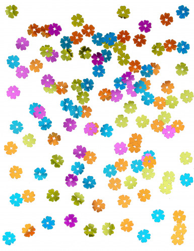 Confettis fleurs d'hibiscus-1