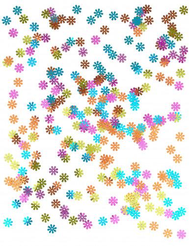 Confettis fleurs Hippie 1.2 cm-1