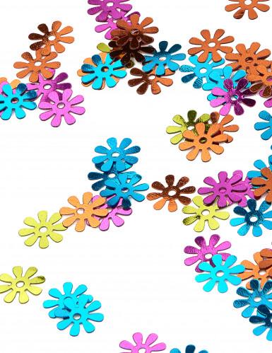 Confettis fleurs Hippie 1.2 cm-2