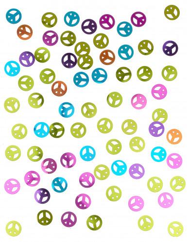 Confettis signe Peace-1