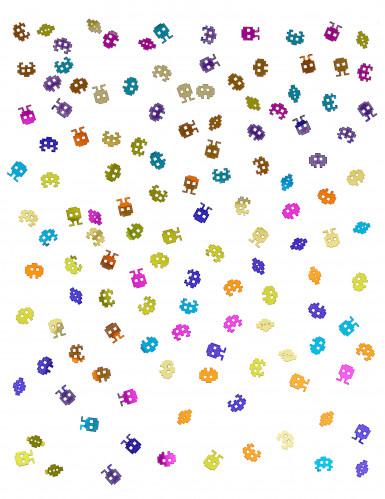 Confettis icônes 80's 14 grammes-1