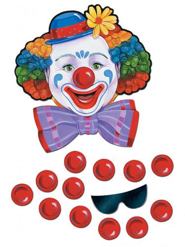 Jeu de fête Clown