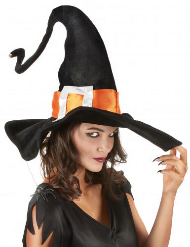 Chapeau de sorcière Halloween-1