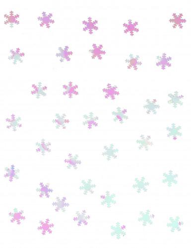 Confettis flocons de neige 28 grammes-1