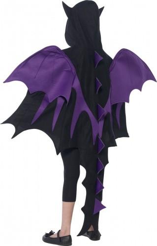 Déguisement créature chauve-souris enfant Halloween-1