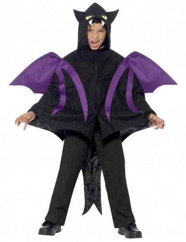 Déguisement créature chauve-souris enfant Halloween-2
