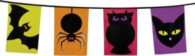 Guirlande coloré 6 m Halloween