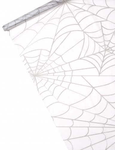 Chemin de table Toiles d'araignées Halloween