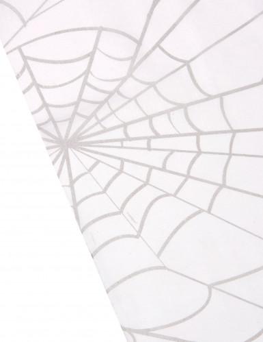 Chemin de table Toiles d'araignées Halloween-1