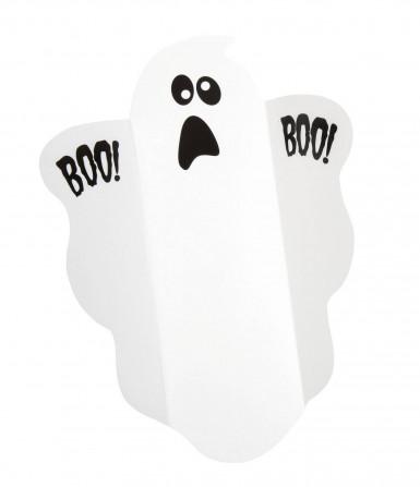8 Pochettes à couverts Fantômes Halloween