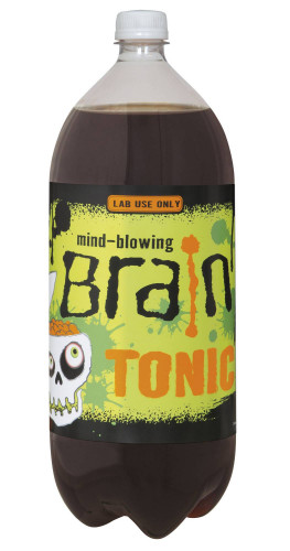 4 Etiquettes pour bouteilles Monstres Halloween-1