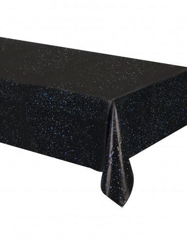 Nappe en plastique anniversaire de l'espace 137 x 274 cm