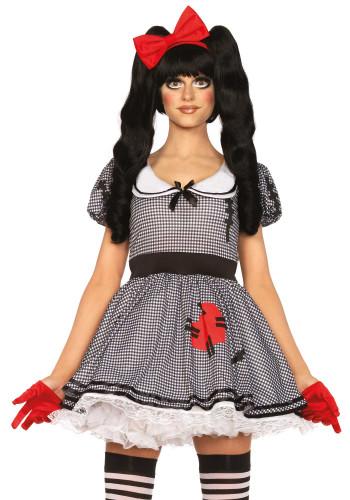 Déguisement poupée femme-1